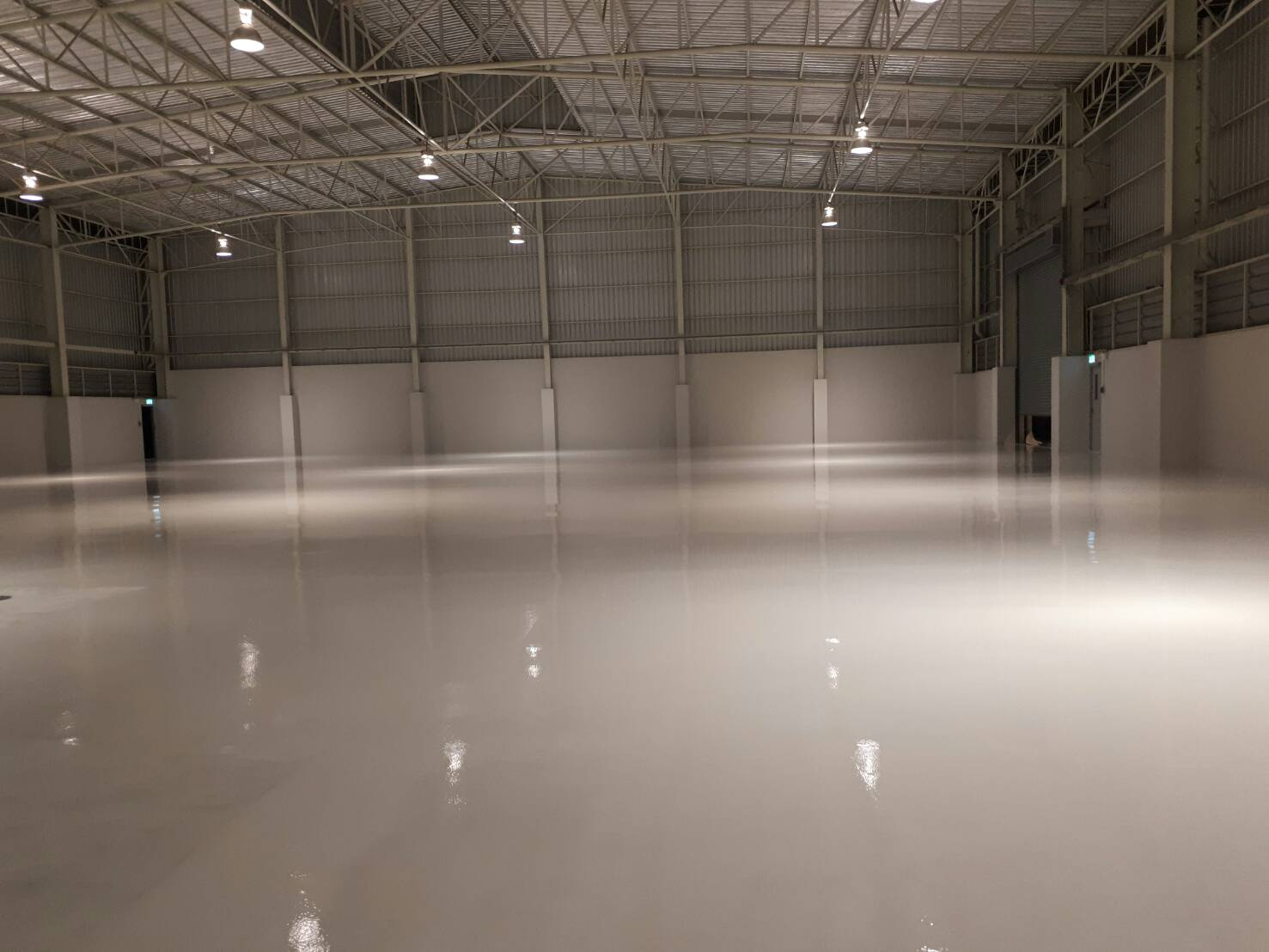 Epoxy Coating Floor